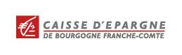 logo CAISSE D'EPARGNE Bourgogne Franche-Comté | Adhérent DéfiSON