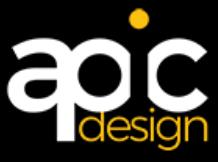 logo Apic Design | Adhérent DéfiSON